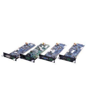 Carte d'entrée récepteur HDBaseT pour matrice EFM-MOD-X16 e-boxx
