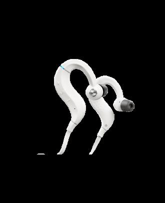 Casque de sport Denon blanc AHC160WBKEM