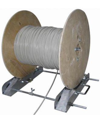 Câble Equipements - Dérouleur COMPACT 200, pour touret diamètre 200