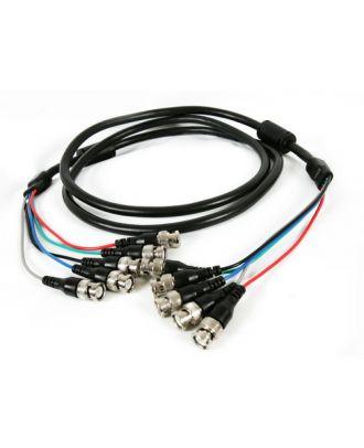 Câble VGA 5x BNC / 5 BNC 2 m