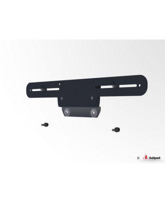 Support mural pour écran poids max 50 kg, VESA 400, noir