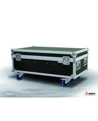 Flightcase pour un pied de sol AUD-390721, 10/10/m+w 17086 Audipack