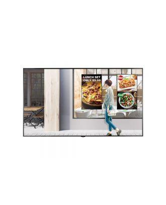 LG - Ecran vitrine 75p 2500cd/m² - 24/7 - WebOS3.0