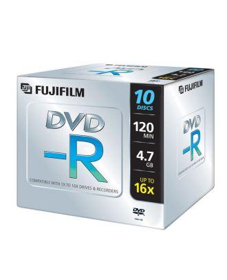 DVD-R Pack de 10