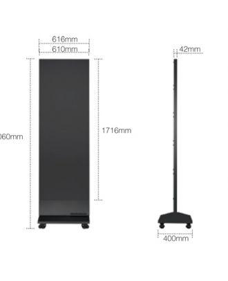 Totem e-boxx 2 Pitch 1.5mm 72p avec Player