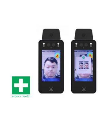 e-Boxx Health - Borne thermique 7p avec reconnaissance de visage