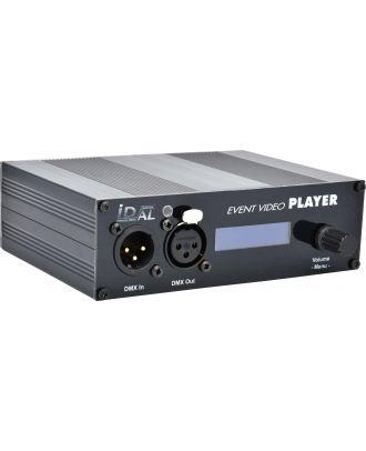 ID AL - Event Video Player EVP380 Lecteur audio et vidéo 4K