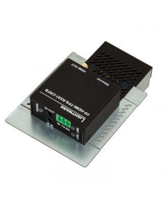 Boîtier de sol récepteur HDBaseT HDMI1.4 en PoE - 170m