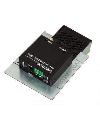 Boîtier de sol émetteur HDBaseT HDMI1.4 en PoE - 170m