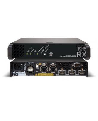 Emetteur HDMI2.0 4K@60Hz sur fibre optique QUAD Neutrik