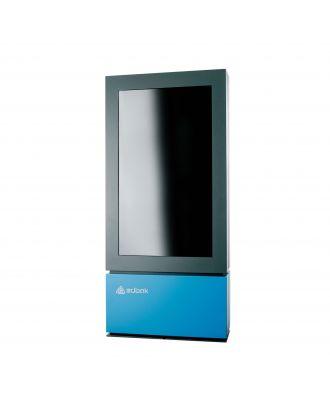 Kiosque renforcé pour Ecran 55p Edbak IDS08.55