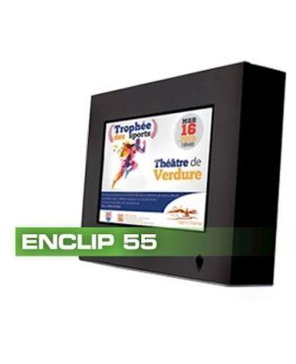 iPure - Caisson IP56 pour Ecran jusqu'à 65p (diagonale de 165cm)