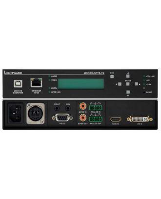 Transmetteur fibre optique multimode Modex Lightware