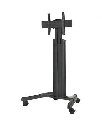 Chief - Chariot visioconférence pour écran 26-47'', max 56,7kg, noir