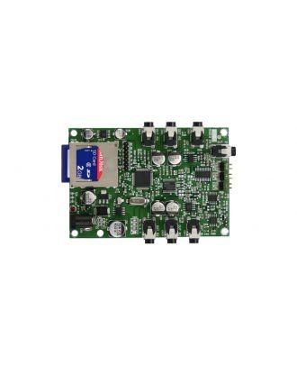 ID AL - NanoPlayer Casque - Lecteur MP3/Wav - OEM - 6 sorties casque