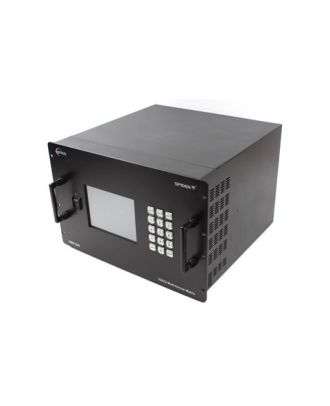 Opticis - Chassis matrice 32x32 modulaire, RS232 et Ethernet