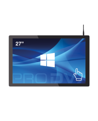 ProDvX - Tablette Intel 27p, 4GB DDR3, 64GB, 240cd/m²