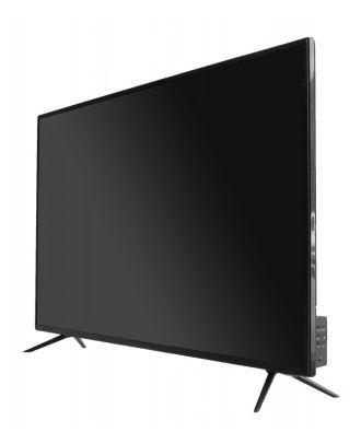 iPure - Ecran 55p - 3840x2160 - UHD, HDMI, MediaPlayer USB, Noir