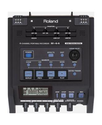 Roland - Enregistreur portable 4 canaux audio
