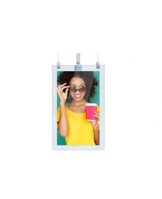 LG - Ecran OLED Transparent 55p 400cd/m² - 18/7 - Dual view
