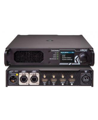 UBEX-Pro20-HDMI-R100 2xSM-QUAD - Extendeur sur fibre 4K UHD 4:4:4
