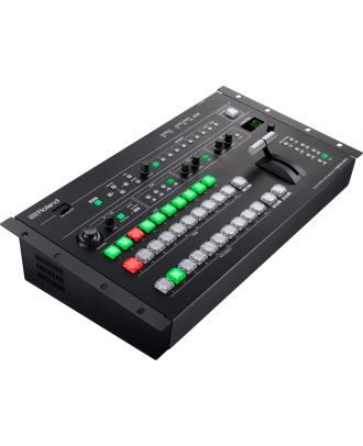 Roland - Mélangeur video multi-format 8x canaux HD-SDI/DVI-D