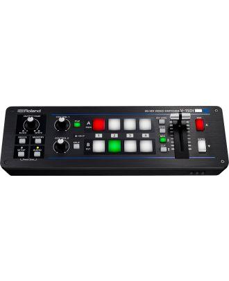 Roland - Mélangeur video 4 canaux HD SDI/ HDMI, 720p/1080i/1080p