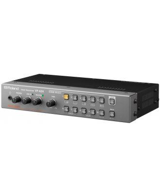 Roland - Processeur video quad, pip, controle sur lan