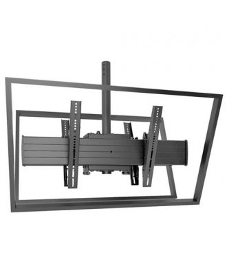 Chief - Support plafond pour 2x60-90'' (dos à dos), 90,7kg, paysage