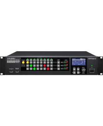 Roland - Matrice video 8x in / 3x out avec HDbaseT
